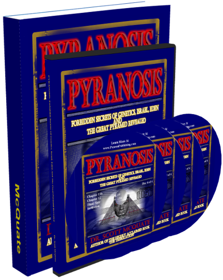 Pyranosis Paper Bound and 4-CD Audio Pack